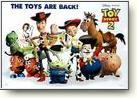 Toy Story Poster Art For Sale Here