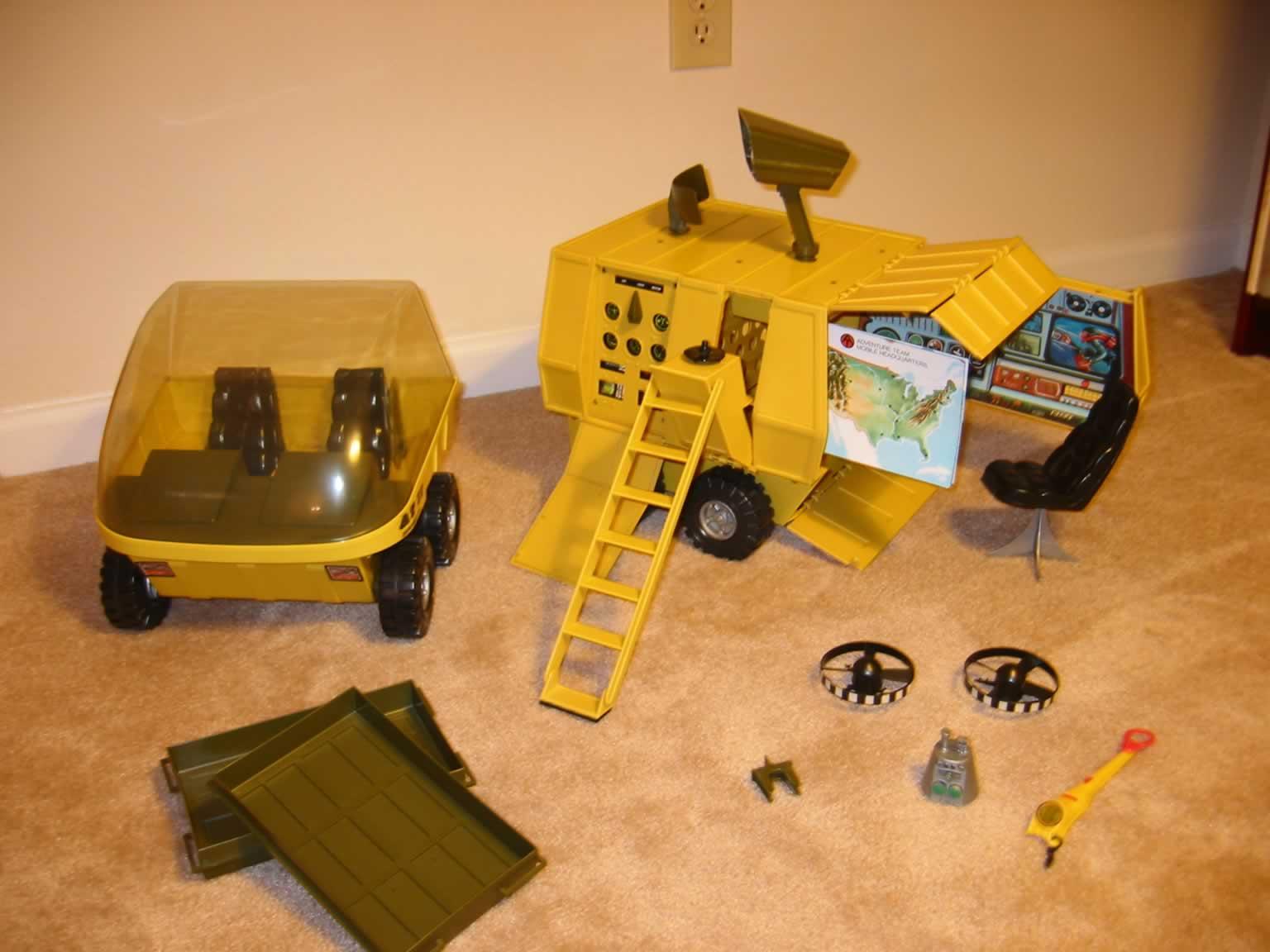 GI Joe Vehicles For Sale or Trade @ BuyOldToys.com - We sell old ...