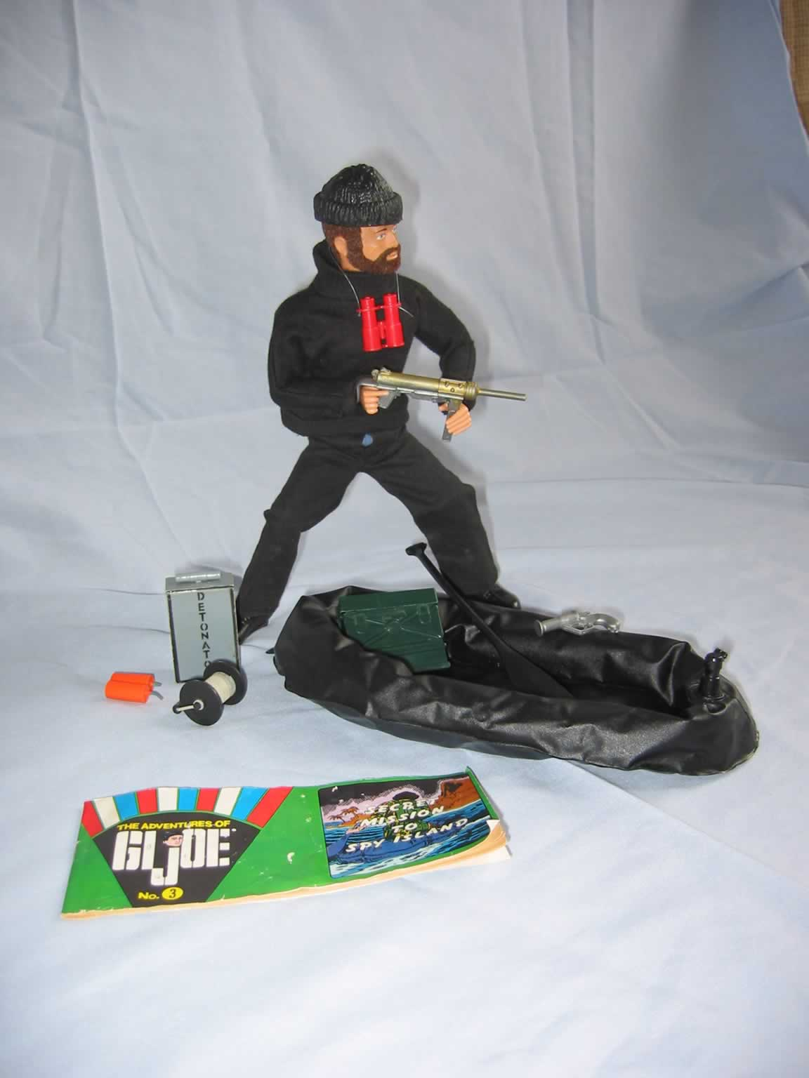 Gi Joe Action Soldier And Adventure Team Figures Amp More