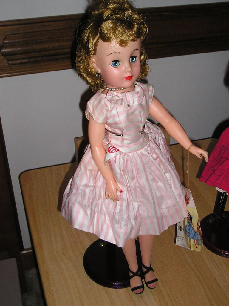Ideal Dolls Miss Revlon We Sell Old Toys From The 50 S