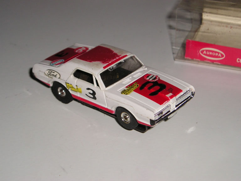 Vintage slot car prices how to take a crap fast