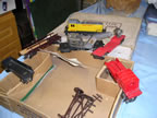 Vintage Toy Train for sale or trade
